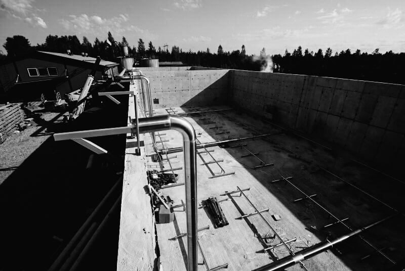 Wastewater treatment plant, Honkajoki