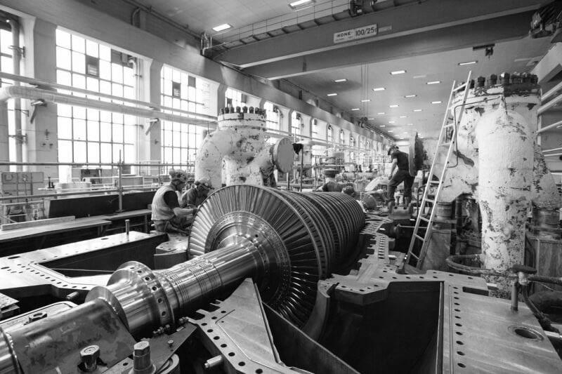 Power plant, Naantali