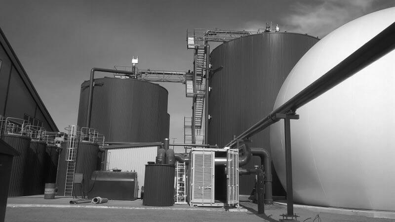 Biokaasulaitos, Biotehdas