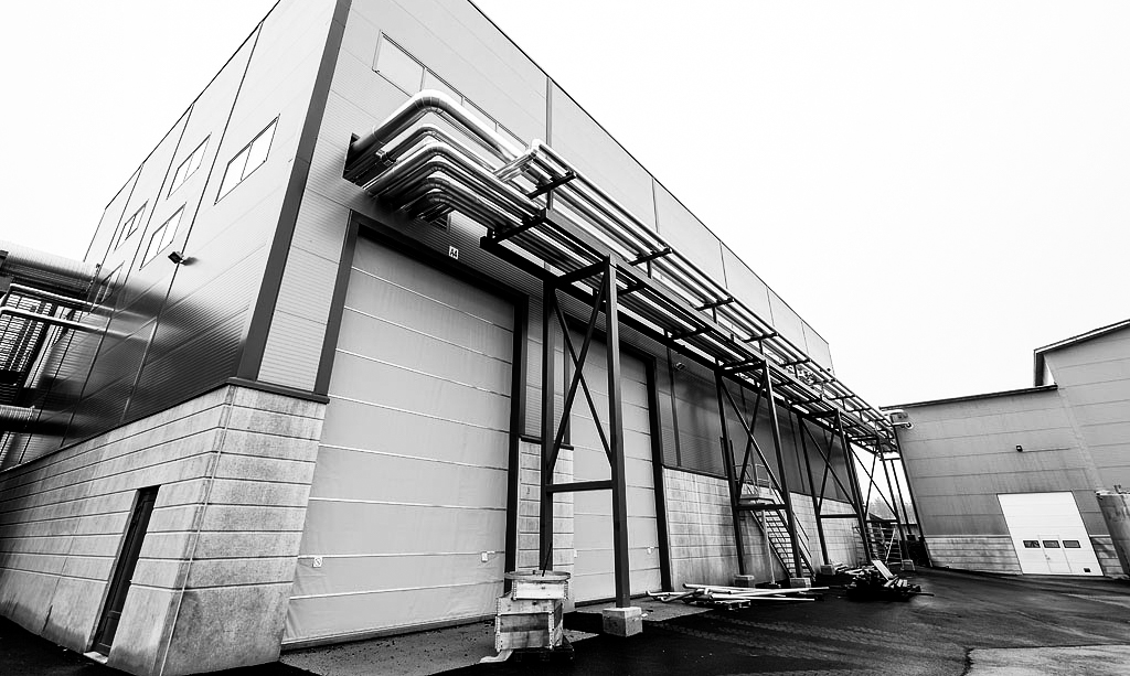Production lines, Honkajoki Oy