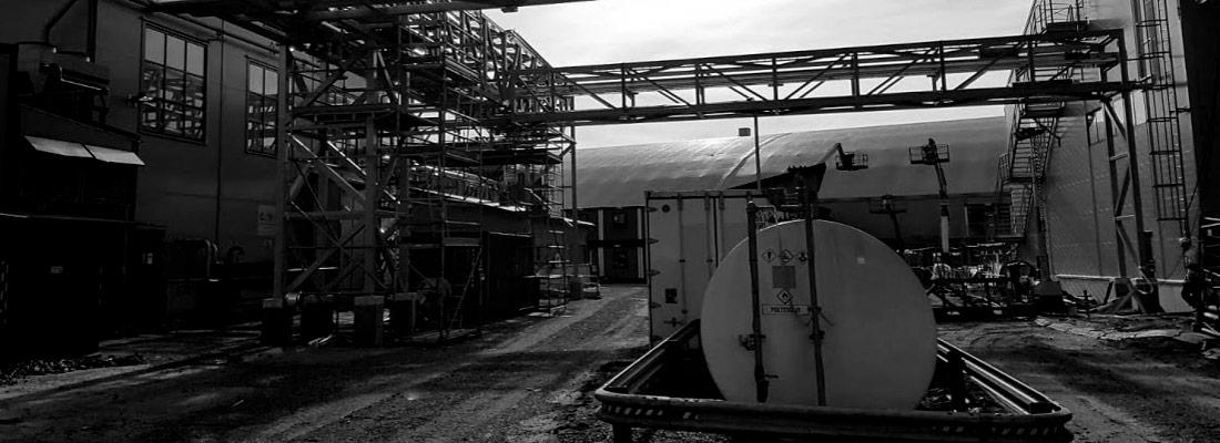 Biokaasulaitoksen laajennus, Gasum Oy, Turku