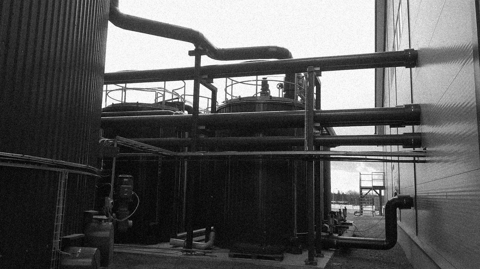Oulun Biokaasulaitos, Gasum Oy